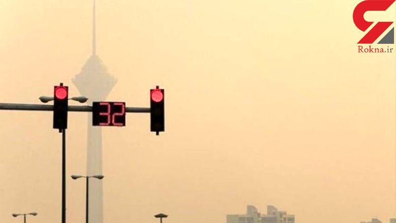 سال آینده آلودگی هوای تهران دو برابر می شود/ دولت فروش خودروهای یورو 4 را ممنوع کرد،خودش فروخت!