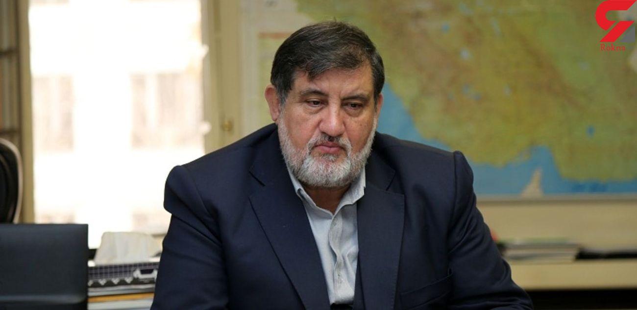 معاون وزیر کشور: در زلزله احتمالی تهران حتی تأمین چادر به ۱۰ میلیون نفر نیز مسئله بزرگی است