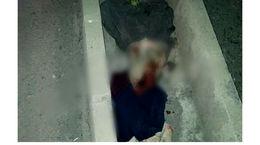 جسد بدون سر مرد سنندجی پیدا شد + فیلم لحظه کشف جنازه