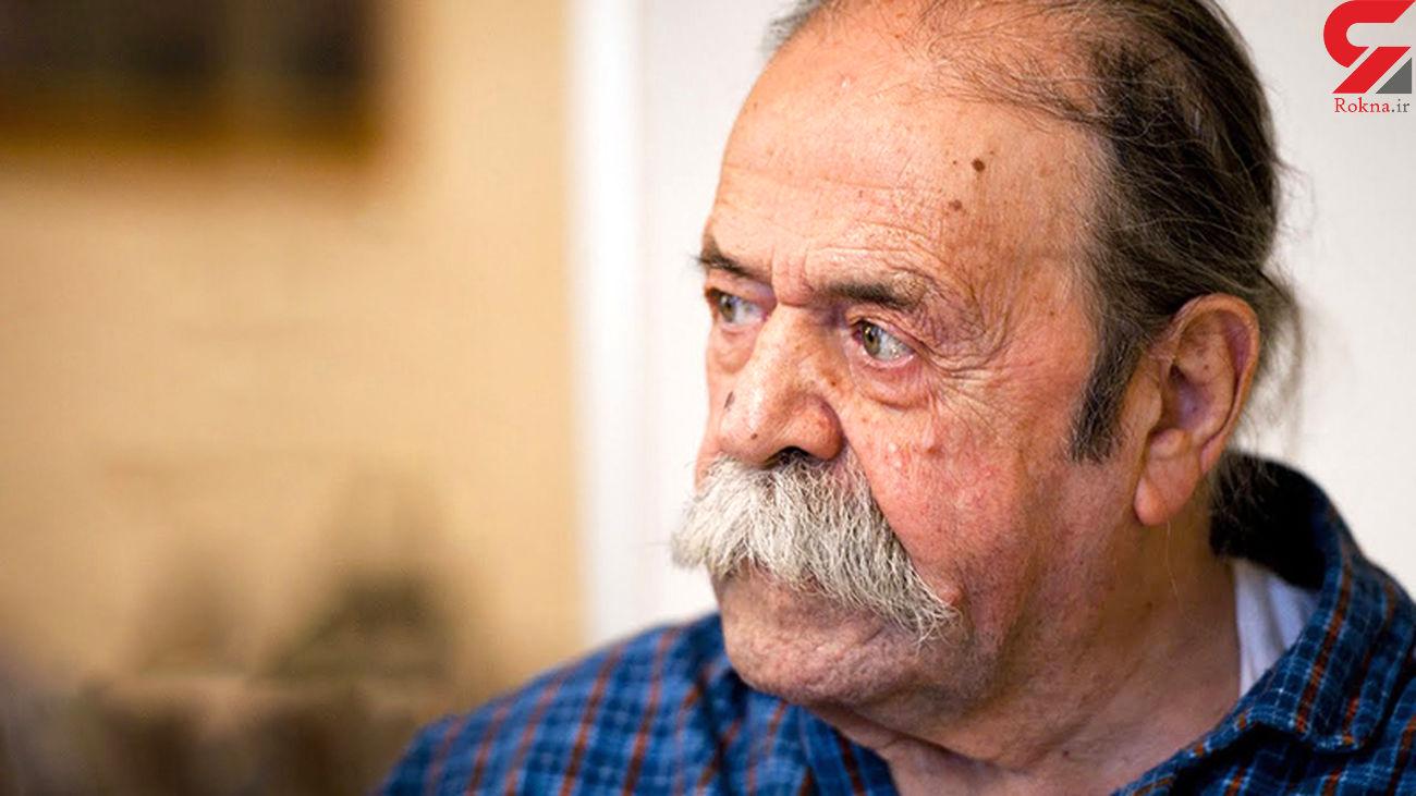 آخرین وضعیت درمان محمدعلی کشاورز پیشکسوت سینما و تلوزیون