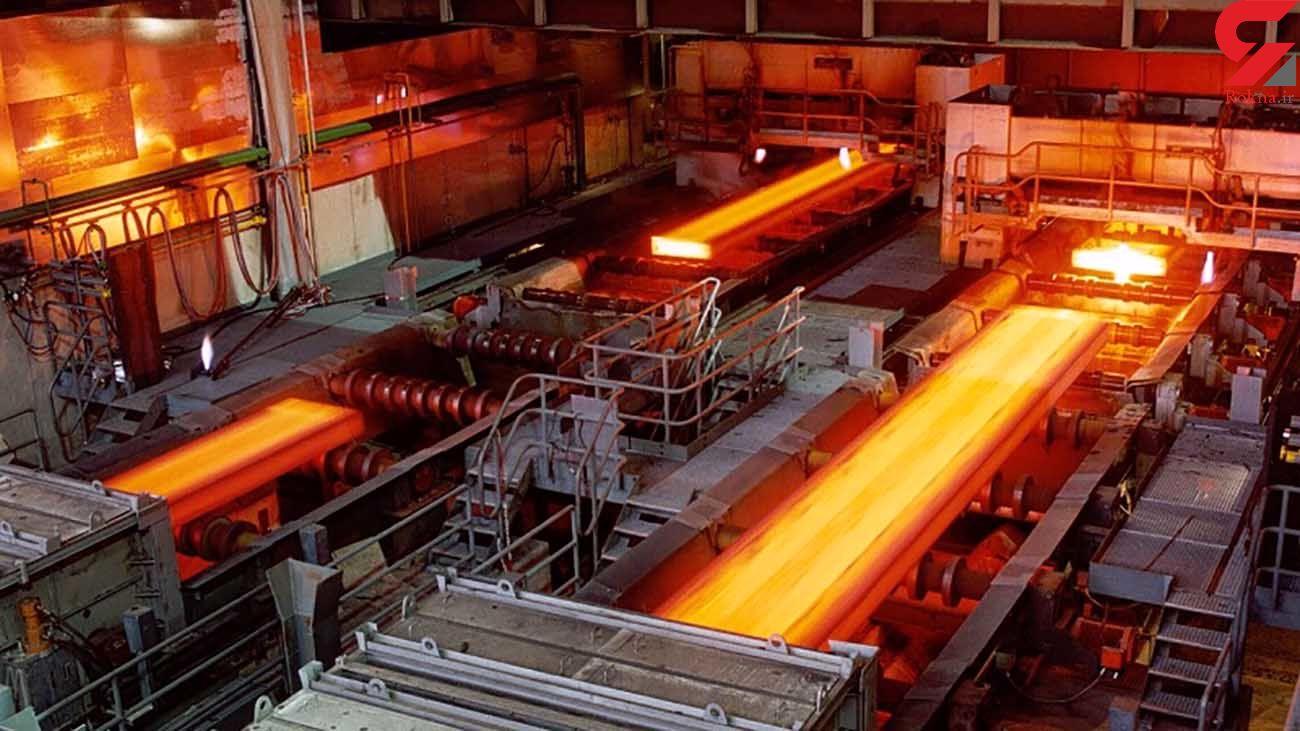 سرنوشت نامعلوم 2 میلیون تن فولاد / 10 درصد فولاد کل کشور کجا رفته است؟