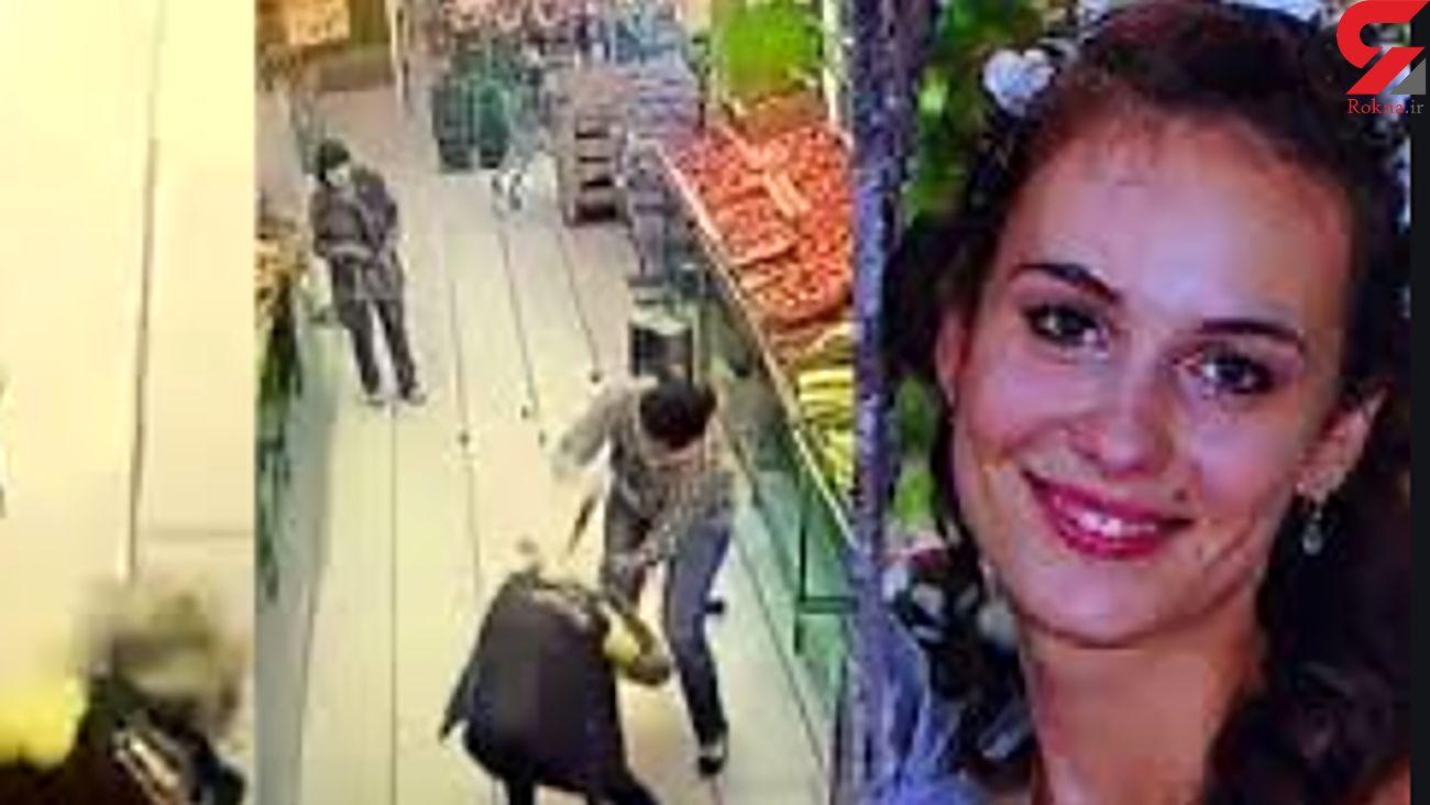 چاقوکشی هولناک ملکه زیبایی  / او بی رحمانه ضربه می زد + فیلم و عکس / روسیه