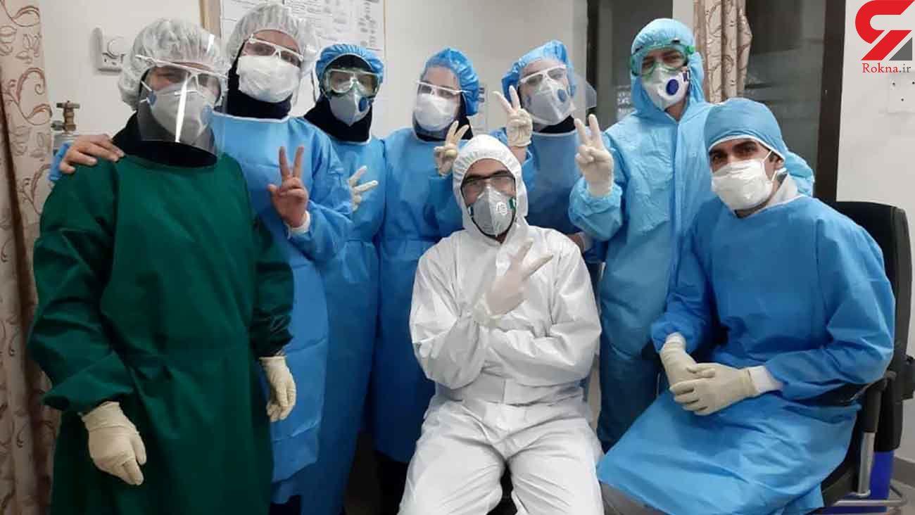 کادر درمان کشور الگویی برجسته در میان کشورهای درگیر با کرونا