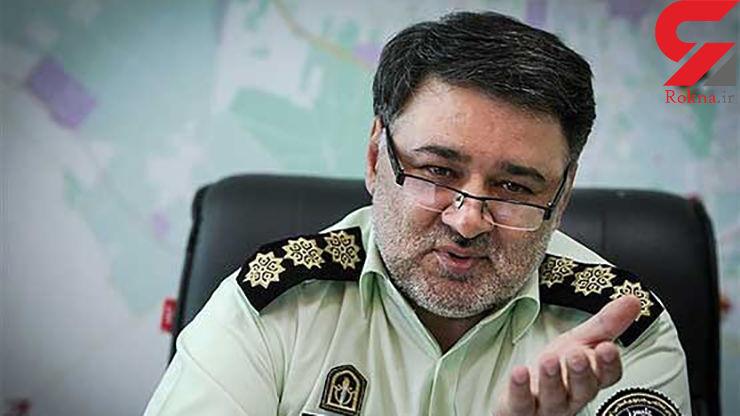 پاتک پلیس تهران به پاتوق موادفروشان