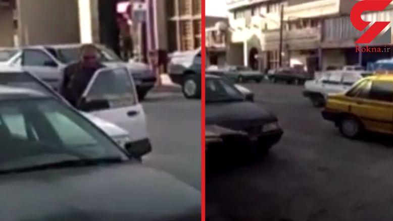 پلیس در تعقیب عاملان قتل مرد طلافروش و فرزندش + عکس