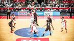 باخت بسکتبال ایران به ژاپن/ رسیدن به جامجهانی سختتر شد
