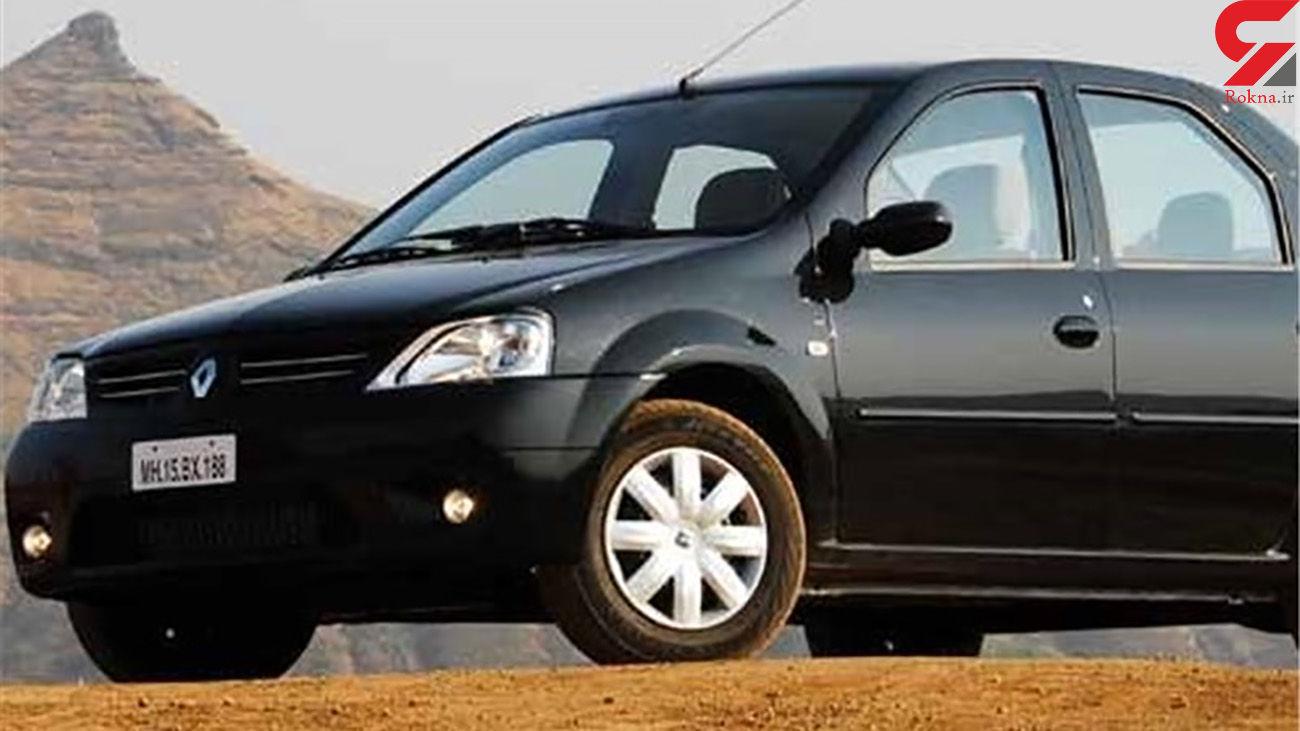 خودروی «ال۹۰» ایرانی تولید میشود