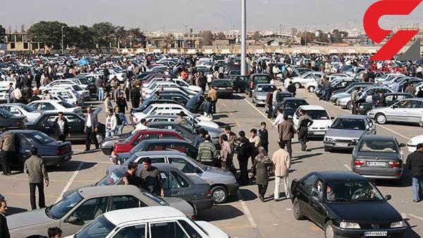 قیمت ماشین دست دوم در بازار تهران +جدول