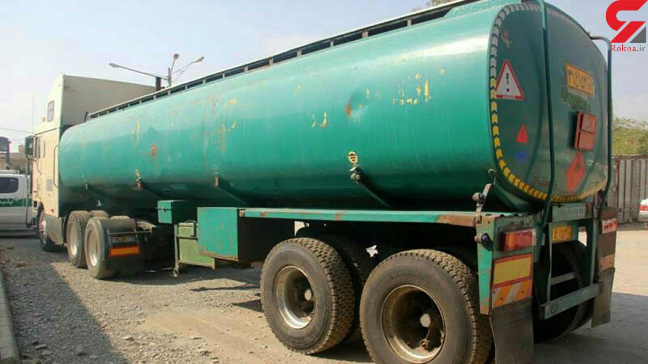 کشف 20 هزار لیتر سوخت قاچاق در سوادکوه شمالی