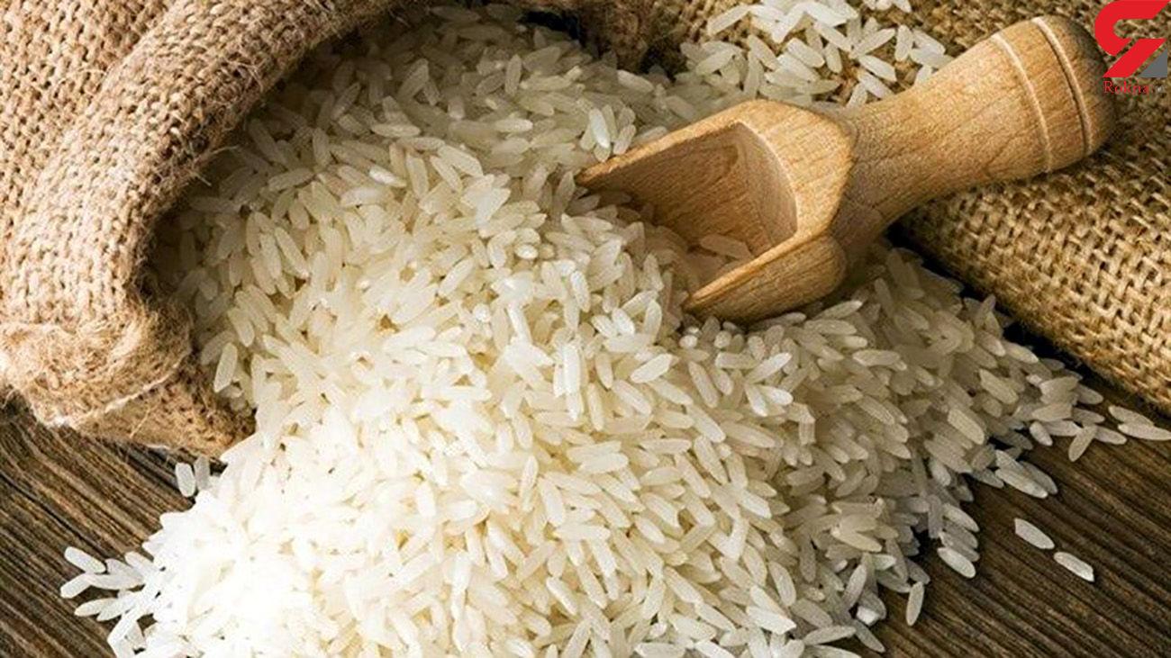 قیمت برنج در بازار امروز سه شنبه 21 مرداد + جدول