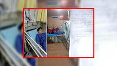 بلای دردناکی که مدیر مدرسه سر دانش آموز قزوینی آورد/ مدیر استعفا داد +عکس