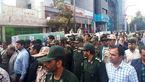2 شهید حادثه تروریستی میرجاوه در زاهدان تشییع شدند
