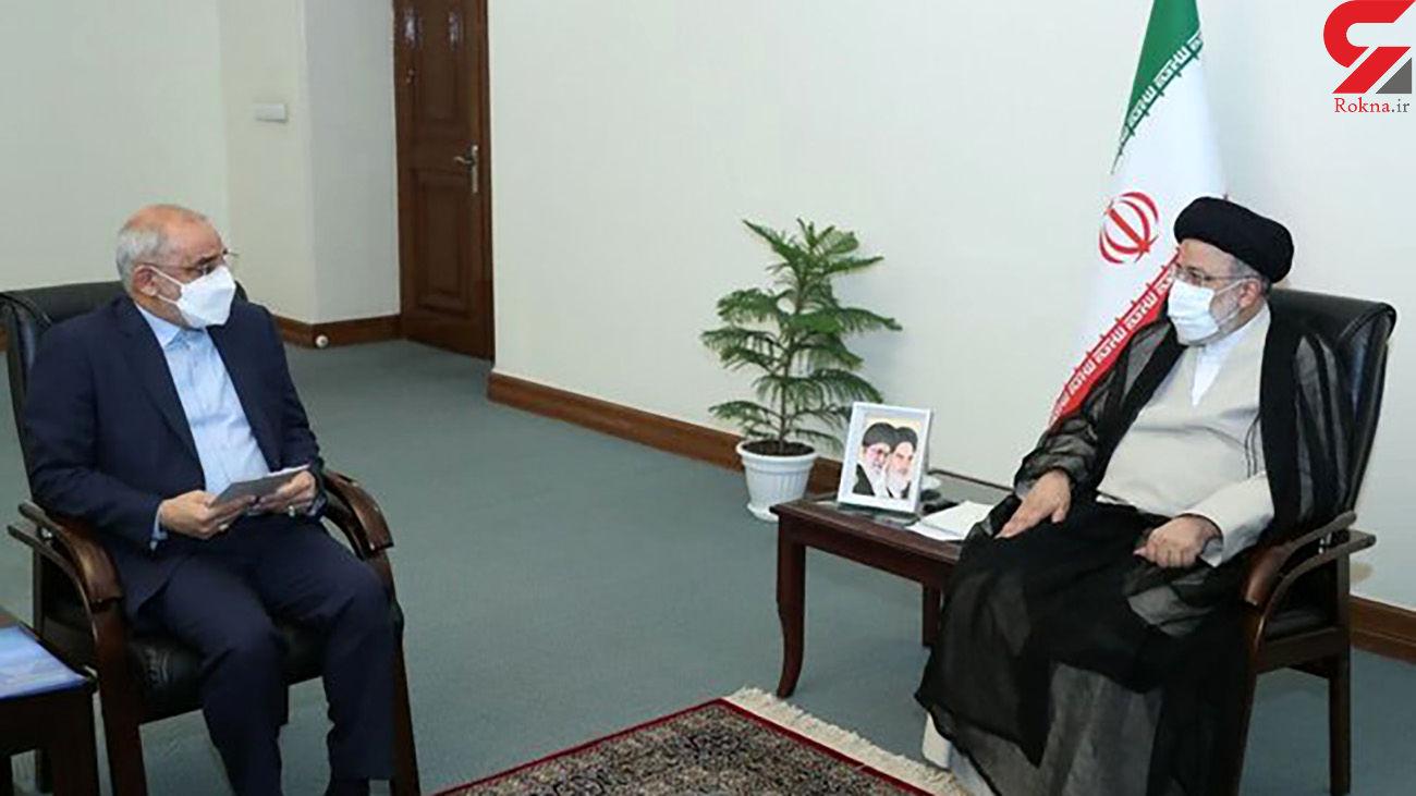 جزئیات دیدار برخی اعضای دولت روحانی با رئیسی