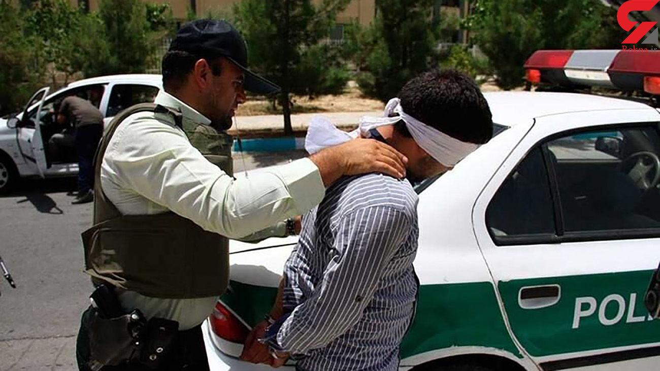 حشیش به تهران نرسید / سوداگرمرگ راهی زندان شد