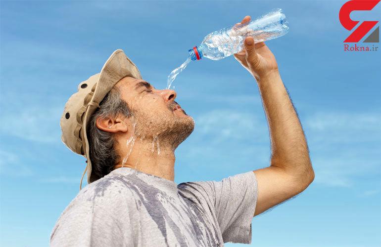 فوت و فن های خنک کردن بدن در تابستان داغ