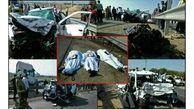 مرگ 253 نفر در جاده های سمنان / در 9 ماه اول سال