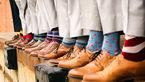 با جورابهای رنگی خاص باشید !+ عکس