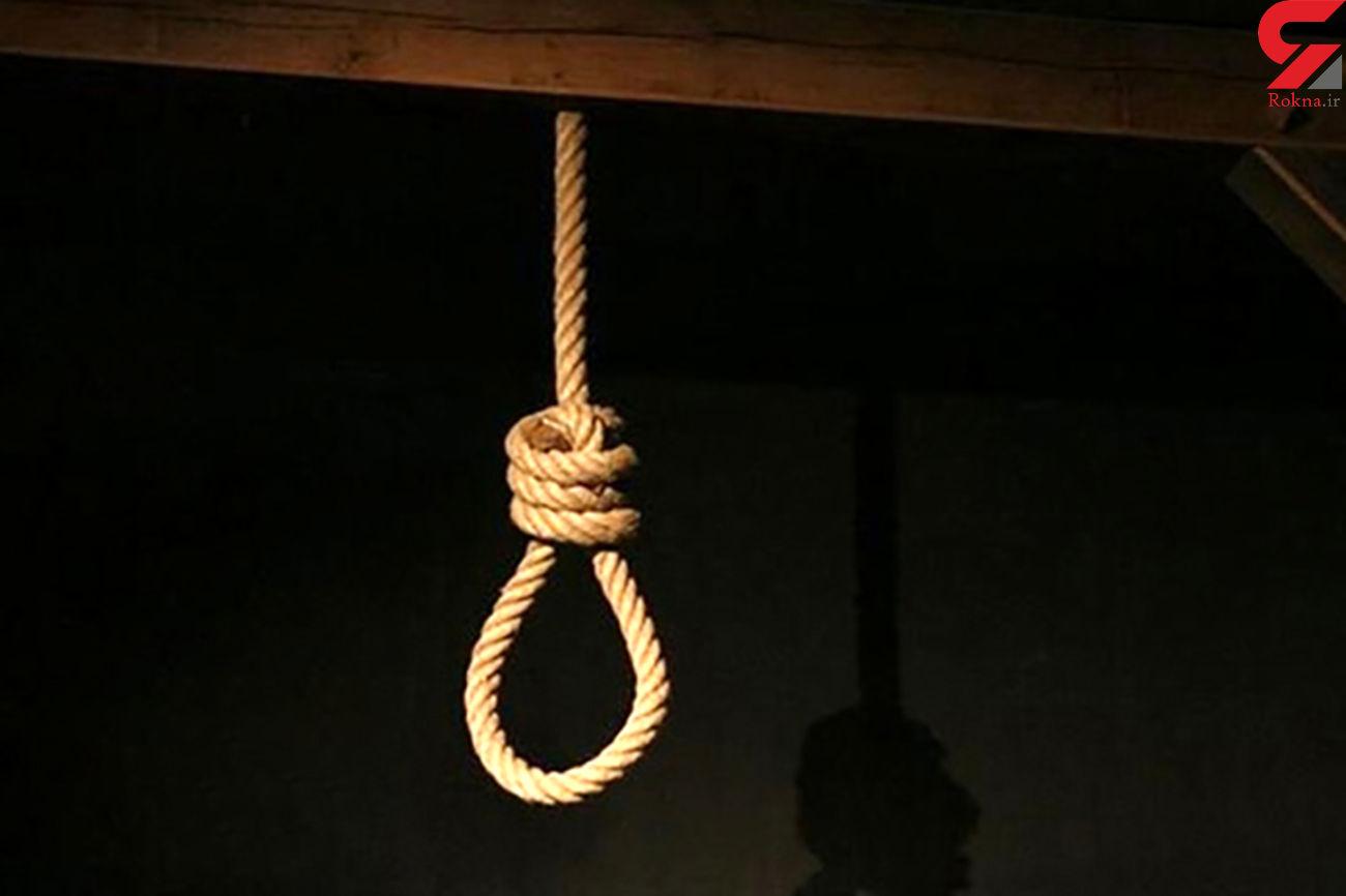 جسد زن تهرانی روی طناب دار پیدا شد!