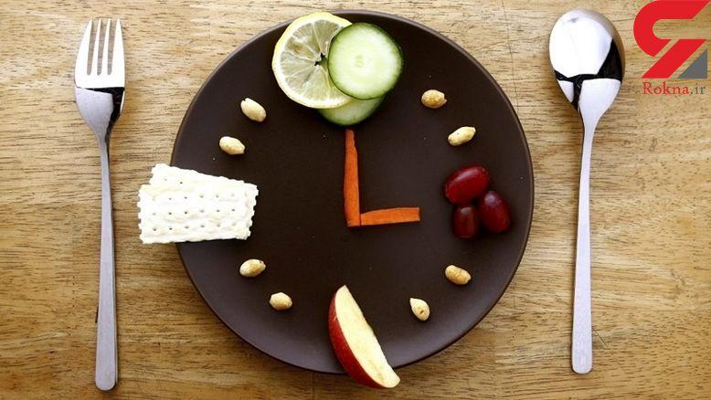 بشقاب غذا چه تاثیری در چاقی،لاغری و بروز بیماری ها دارد؟