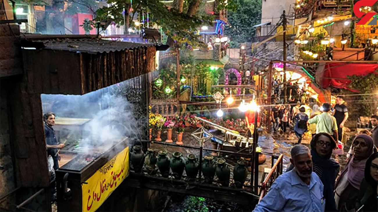 پنج رستوران معروف در محله جماران و دربند