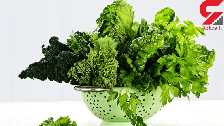 آیا مصرف سبزیجات موجب تولید سنگ کلیه میشود؟