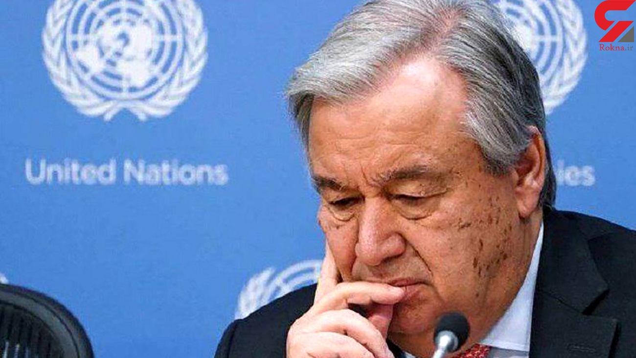 گفتوگوی گوترش با سران آذربایجان و ارمنستان