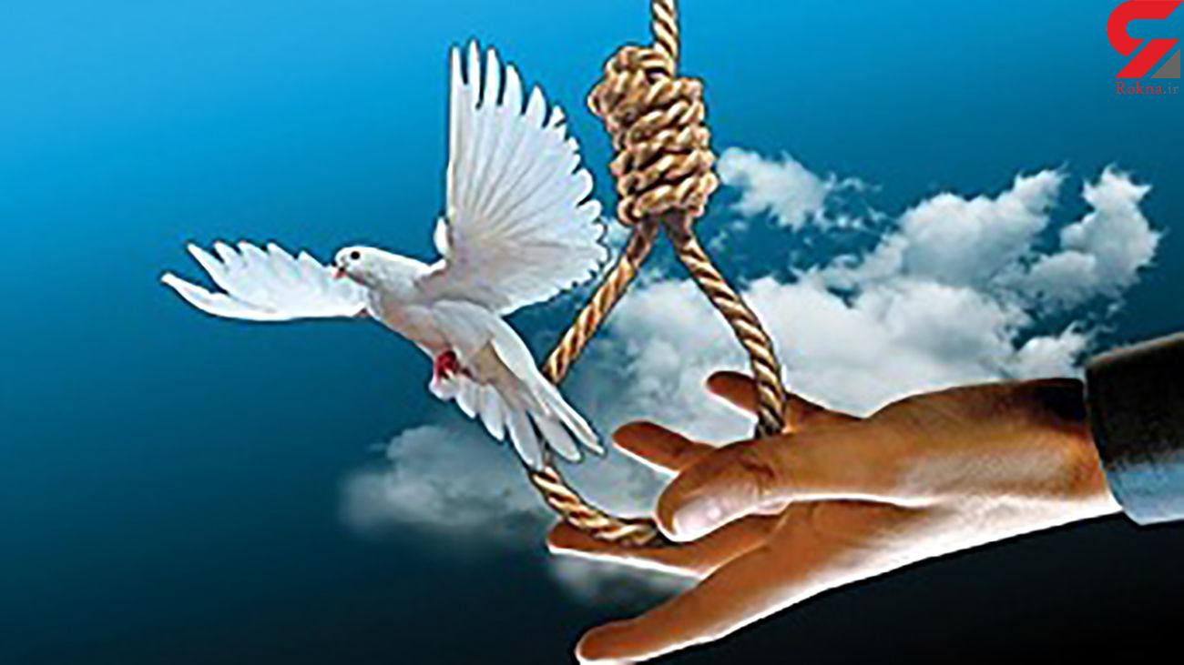 زانو زدن قاتل اعدامی زیر پای مرد سیرجانی /تصمیم بزرگ چه بود؟!