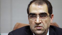 قدردانی وزیر بهداشت از نیروی انتظامی درخصوص حوادث خیابان پاسداران