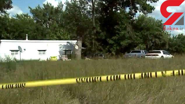 اجساد 2 دختربچه جلوی در خانه شان پیدا شد! / مرگ مرموز است
