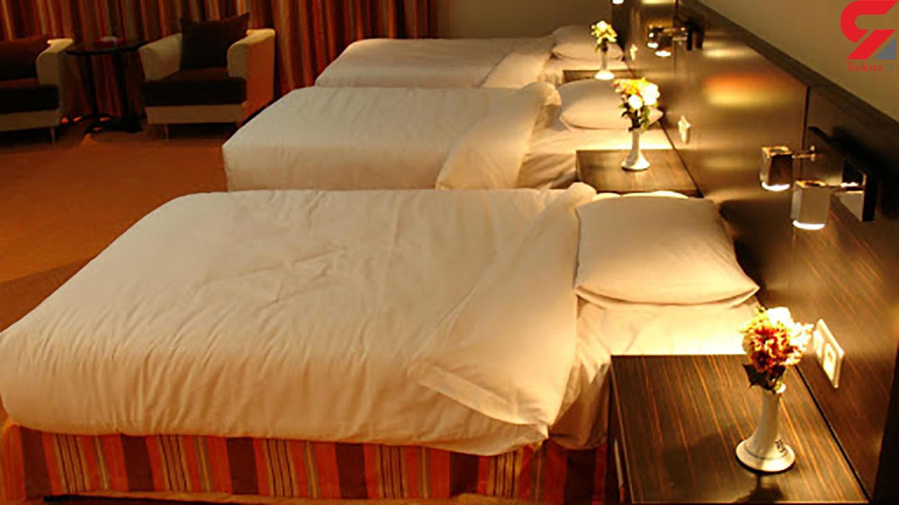 چرا مردم کمتر هتل میروند؟