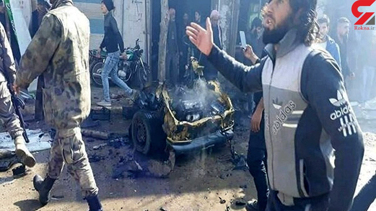 Car bomb blast in NW Syria killed, injured civilians