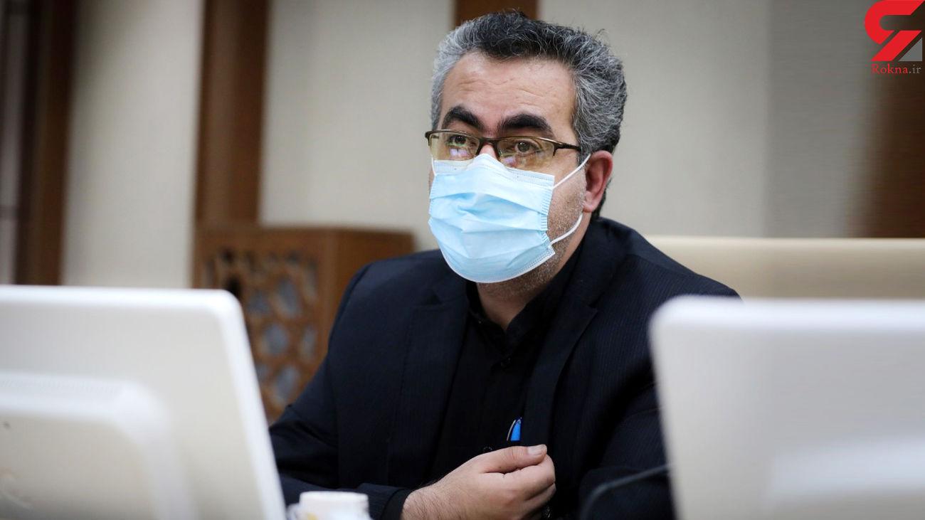 جهانپور: واکسن های هندی و چینی منتظر تایید ایران هستند