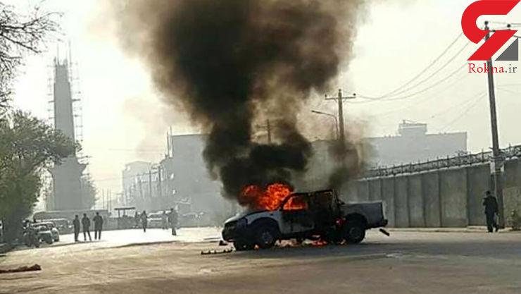 30 کشته و زخمی در حمله انتحاری در «غزنی»