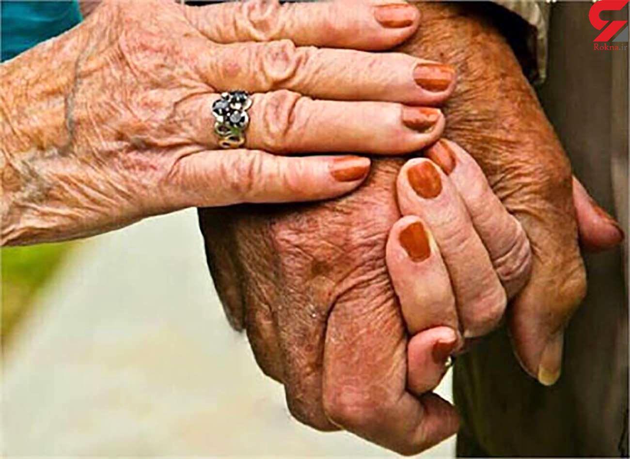 عشق پیری سهم ۸ درصد از ازدواجهای سال را گذشته بود