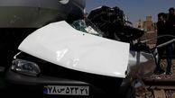 ریل مرگ در ورامین باز هم قربانی گرفت / پراید مچاله صبر مردم را لبریز کرد+ عکس هولناک