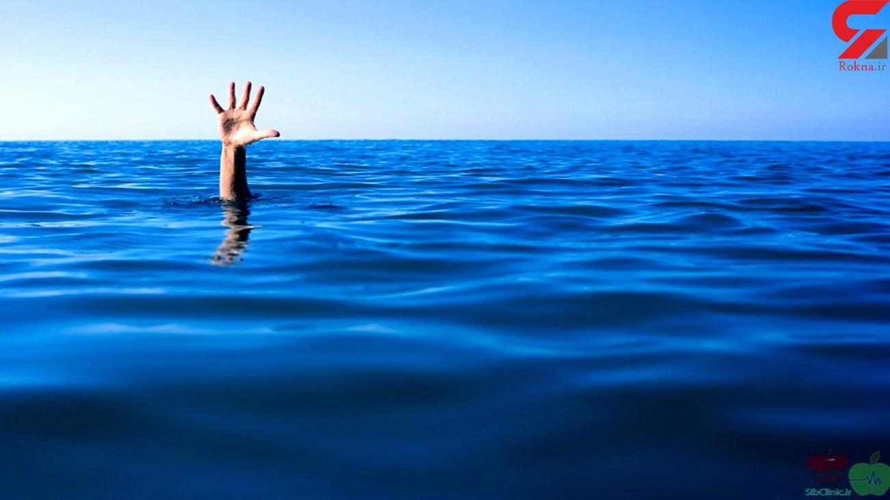 پسرعموهای ترکمن در سواحل سرخرود غرق شدند