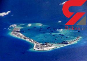 اعتراض جدی چین به آمریکا برای ورود غیرقانونی به آبهای این کشور