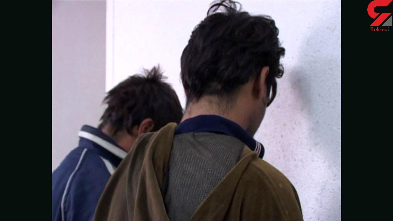 دستگیری سارقان فیروزآباد و کشف 17 سرقت
