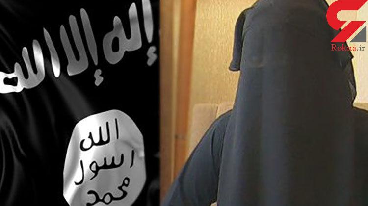 دختر داعشی را به خانه اش در انگلیس راه ندادند/ او بدون وطن مانده !