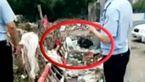 دو برادر جسد پدرشان را در محل دفن زباله ها سوزاندند + تصاویر