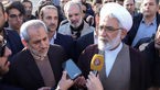 حضور دادستان کل کشور و دادستان تهران در جمع دانشجویان واحد علوم و تحقیقات دانشگاه آزاد