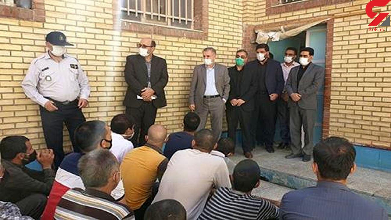 تلاش برای کاهش جمعیت کیفری زندان ها / اصفهان