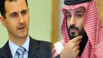 سیلی بشار اسد به بن سلمان
