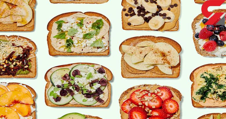 صبحانه های متنوع و سرشار از ویتامین + دستور تهیه