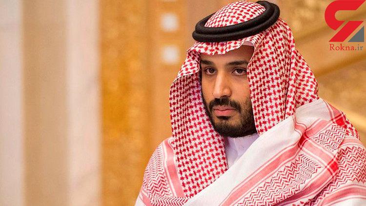جزییات فرار بن سلمان از کاخ با بدنی خون آلود