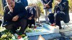 مجری معروف تلویزیون داغدار شد +عکس