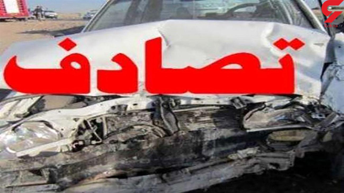 2 کشته و یک مصدوم بر اثر واژگونی خودرو در محور میمه به دلیجان