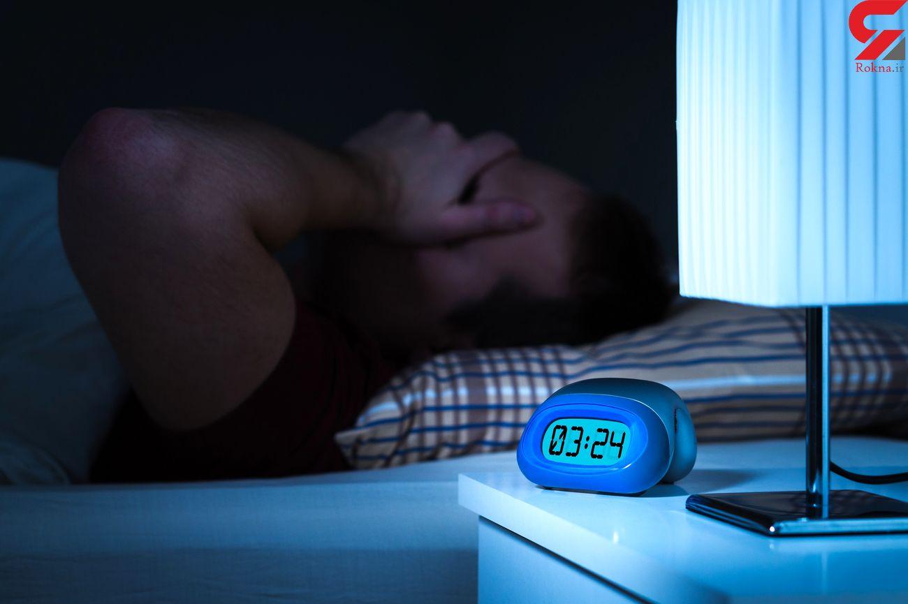 چرا نمی توانیم بخوابیم؟ / توصیه هایی برای داشتن تجربه خواب بهتر