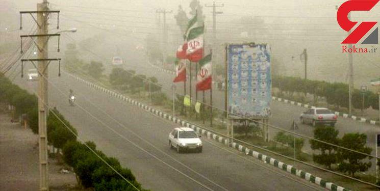 غبار محلی در انتظار البرز نشین ها