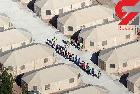 شمار کودکان مهاجر بازداشت شده در آمریکا به بالاترین حد ممکن رسید